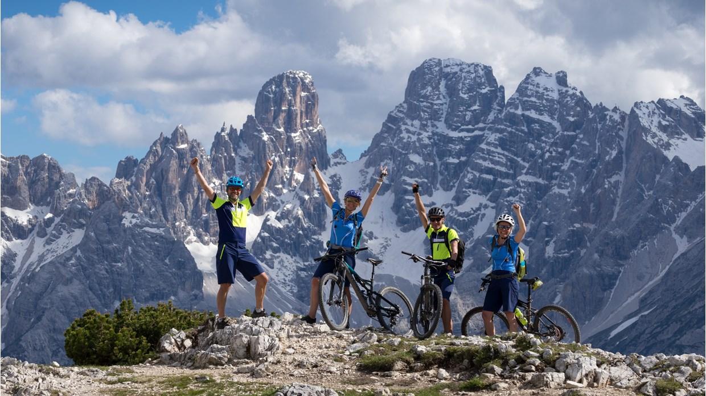Mountainbike Mtb E Mtb Transalp Alpen 252 Berquerung